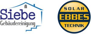 Siebe Gebaeudereinigung OHG Bottrop Kirchhellen Ebbes Solartechnik Logo
