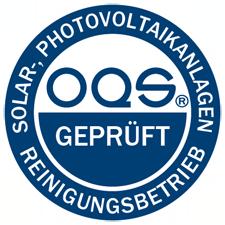 OQS Solar Photovoltaikanlagen geprüfter Reinigungsbetrieb Siebe ohg Ruhrgebiet NRW Transparent 225