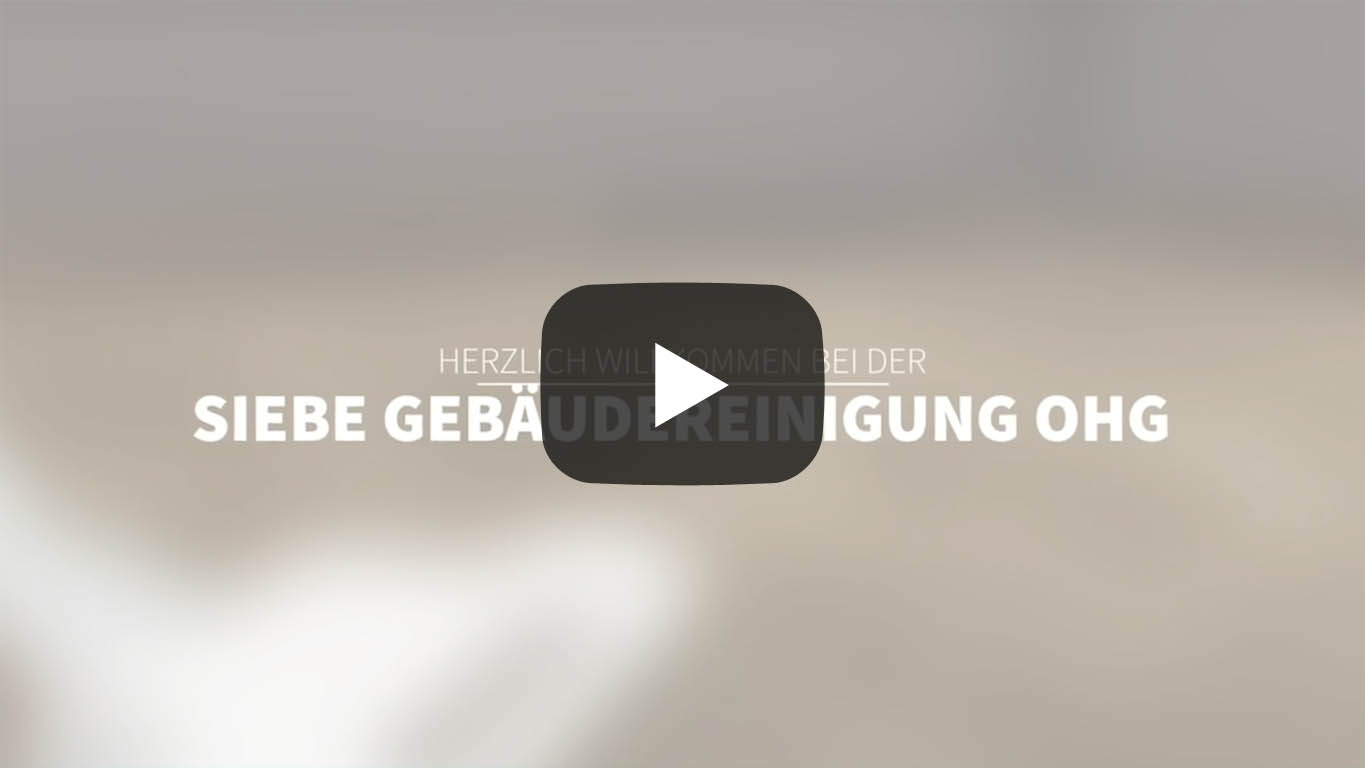 Gebäudereinigung Dorsten Video