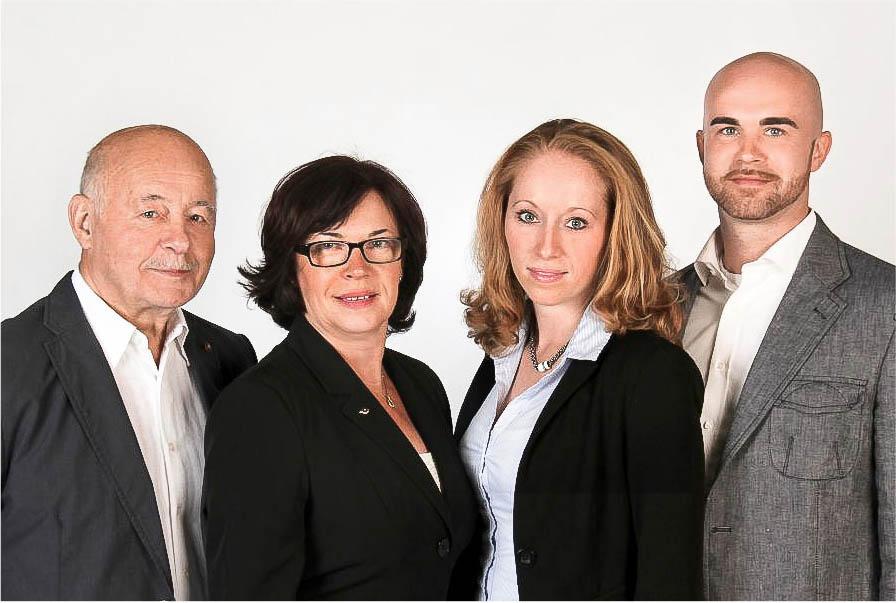 Siebe Gebäudereinigung OHG Bottrop-Kirchhellen Gründerteam