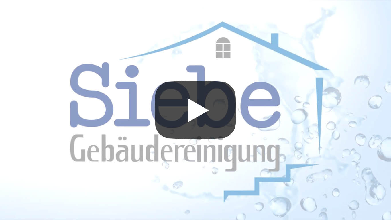 Treppenhausreinigung Raesfeld Video