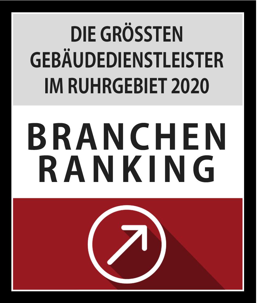 SIEBE Gebaeudereinigung OHG Bottrop Regio Revier Manager Branchen Ranking