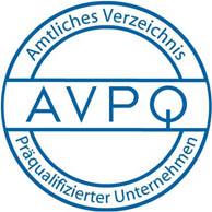 Siebe Gebäudereinigung Bottrop AVPQ Logo