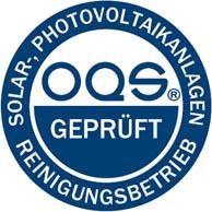 Siebe Gebäudereinigung Bottrop OQS Logo