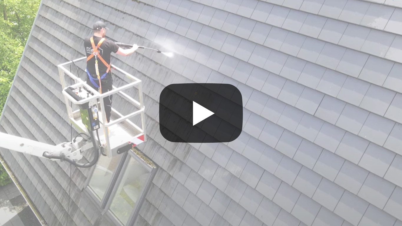 Video Dachreinigung Reken