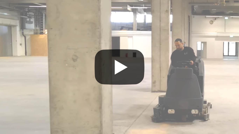 Video Sonderreinigung heiden