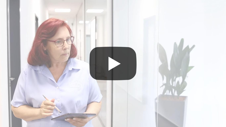 Video Unterhaltsreinigung Reken