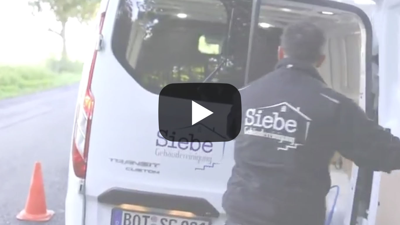 Video Sonderreinigung Flächenreinigung heiden