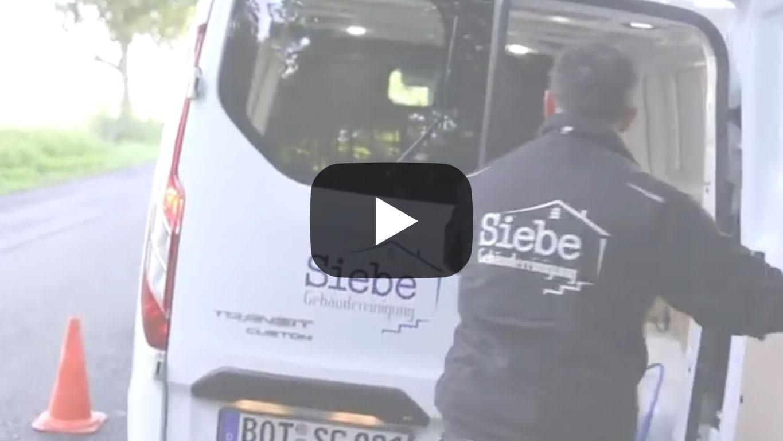 Video Sonderreinigung Flächenreinigung münsterland