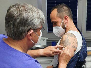 Mitarbeiter-Impfung