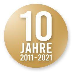 Jubiläum 10 Jahre Grafik